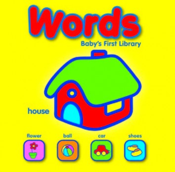 Yoyo's Baby First Library Small - Words